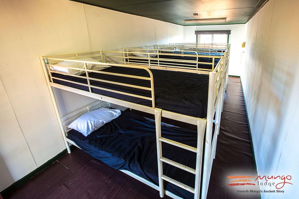 Mungo Bunkhouse Accommodation