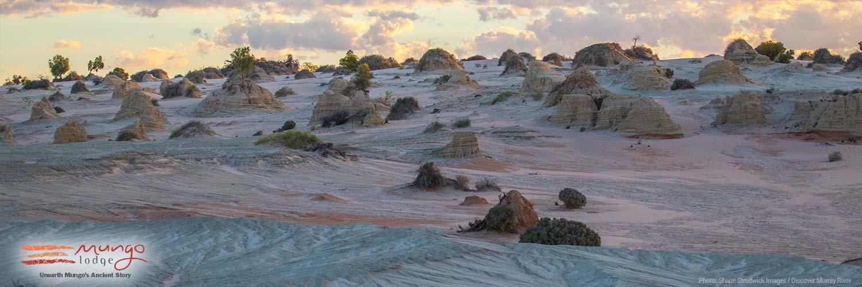 Mungo National Park / Shane Strudwick Images / Discover Murray River