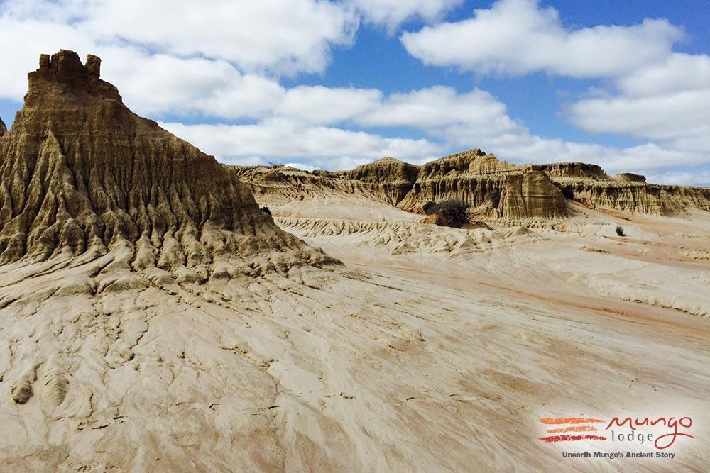 Mungo National Park Walls of China